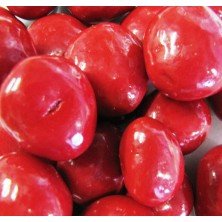 Milk and White Chocolate Cherries - 8 oz.