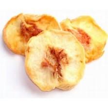 Dried Jumbo White Peaches - 5 lbs.