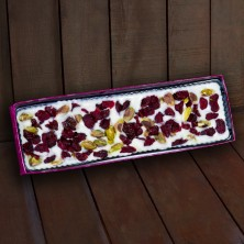Cranberry Pistachio Bark 6 oz.