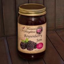 3 Farmer's Daughters Boysenberry Jam