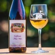 Simonian Santa Rosa Plum Fruit Wine - Only Sold In Store